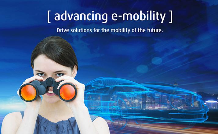 advancing e-mobility