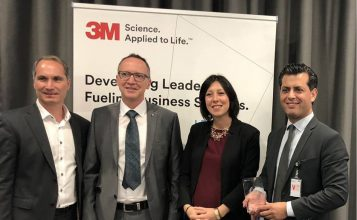3M Supplier of the year award
