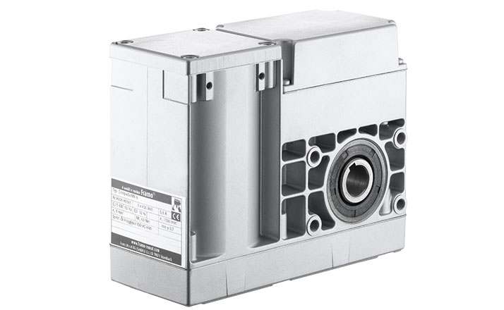 Slip-on geared motor Compacta MR6