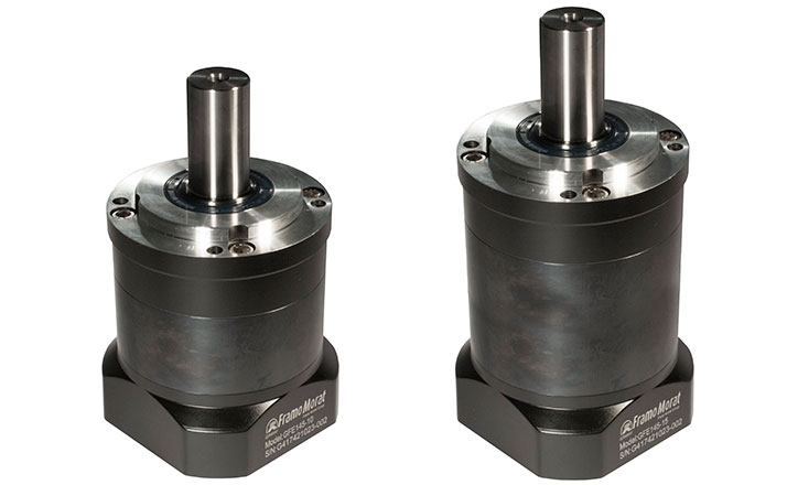 Planetary gear GFE, 1- & 2-stage