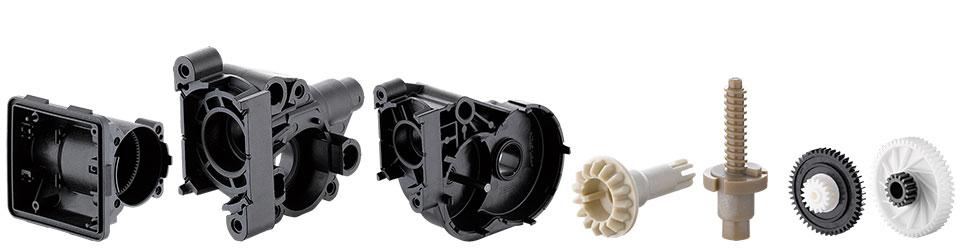 Plastic technical parts